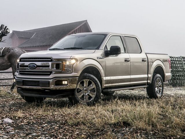 2018_Ford_F-150_XL_ West Valley City UT