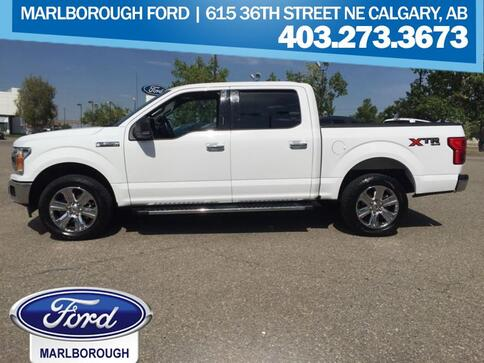 2018_Ford_F-150_XLT  - Certified - Bluetooth -  SiriusXM_ Calgary AB