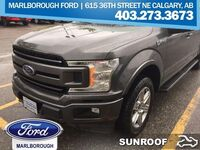 Ford F-150 XLT  - Navigation -  Sunroof 2018