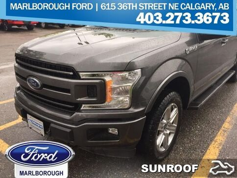 2018_Ford_F-150_XLT  - Navigation -  Sunroof_ Calgary AB
