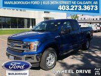 Ford F-150 XLT  - Running Boards 2018