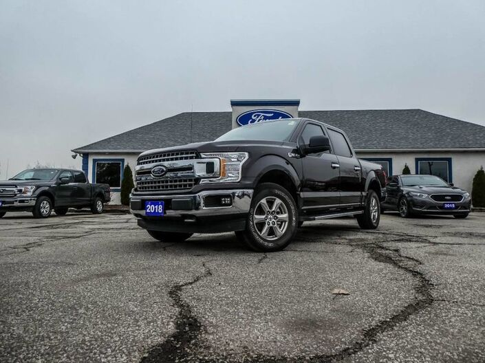 2018 Ford F-150 XLT- 2.7L V6- BLUETOOTH- 4X4- BACKUP CAMERA Essex ON