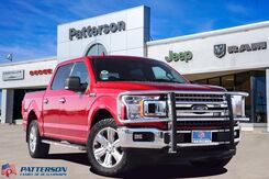 2018_Ford_F-150_XLT_ Wichita Falls TX