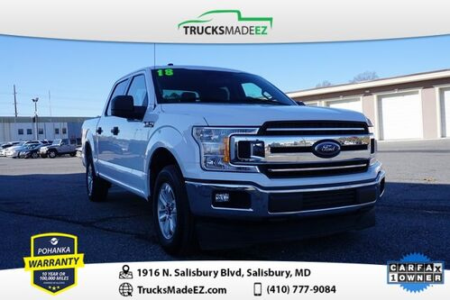 2018_Ford_F-150_XLT 1 OWNER_ Salisbury MD