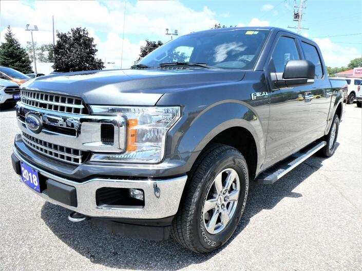 2018 Ford F-150 XLT 2.7L | Back Up Cam | Adjustable Pedals | Bluetooth Essex ON