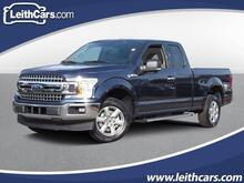2018_Ford_F-150_XLT 2WD SuperCab 6.5' Box_ Raleigh NC