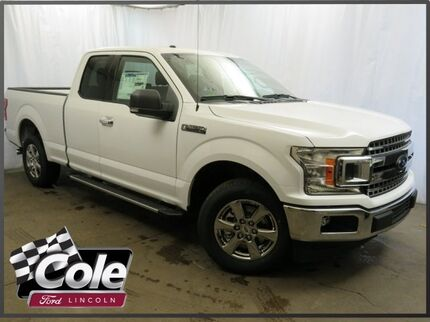 2018_Ford_F-150_XLT 2WD SuperCab 6.5' Box_ Coldwater MI