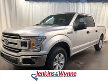 2018_Ford_F-150_XLT 2WD SuperCrew 5.5' Box_ Clarksville TN