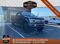 2018 Ford F-150 XLT 4WD ** Pohanka Certified 10 Year / 100,000  **