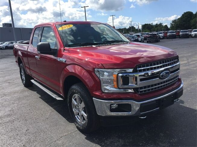 2018 Ford F-150 XLT 4WD Evansville IN
