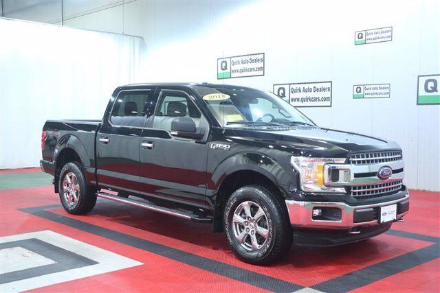 2018 Ford F-150 XLT 4WD Quincy MA