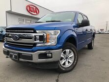 Ford F-150 XLT 4WD SUPERCREW 2018