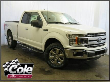 2018_Ford_F-150_XLT 4WD SuperCab 6.5' Box_ Coldwater MI