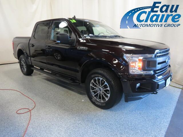 2018 Ford F-150 XLT 4WD SuperCrew 5.5' Box Altoona WI