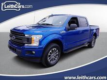 2018_Ford_F-150_XLT 4WD SuperCrew 5.5' Box_ Cary NC