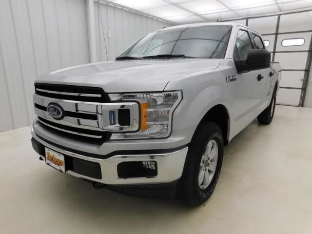 2018 Ford F-150 XLT 4WD SuperCrew 5.5' Box Topeka KS