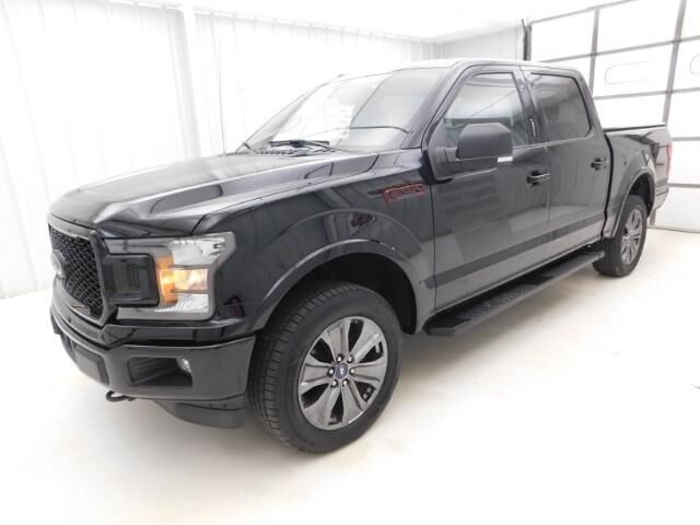 2018 Ford F-150 XLT 4WD SuperCrew 5.5' Box Manhattan KS