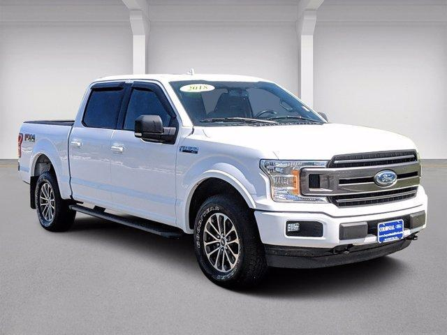 2018 Ford F-150 XLT 4WD SuperCrew 5.5' Box Plymouth MA