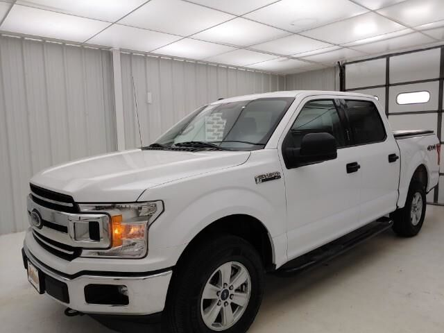 2018 Ford F-150 XLT 4WD SuperCrew 6.5' Box Manhattan KS