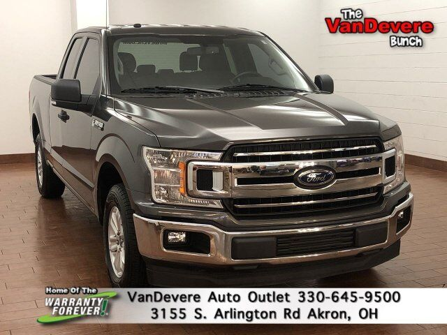 2018 Ford F-150 XLT Akron OH