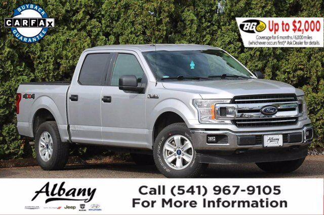 2018 Ford F-150 XLT Albany OR