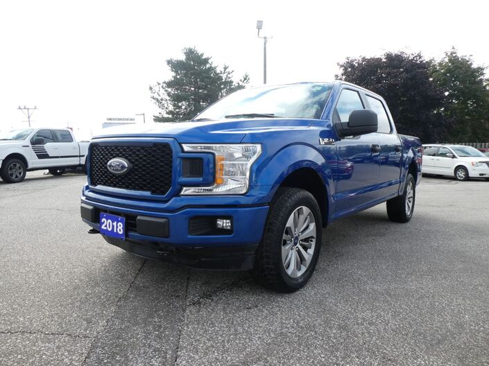 2018 Ford F-150 XLT Big Screen Back Up Cam 4X4 Essex ON