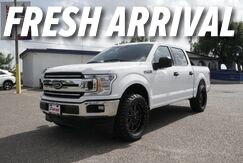 2018_Ford_F-150_XLT_ Brownsville TX