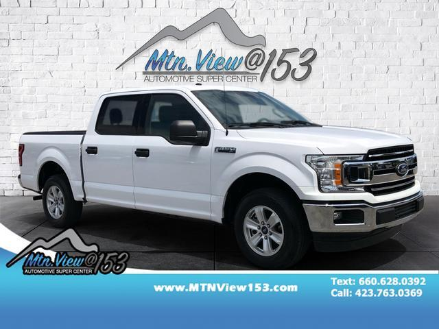 Mtn View Ford >> Used 2018 Ford F 150 Xlt In Chattanooga Tn