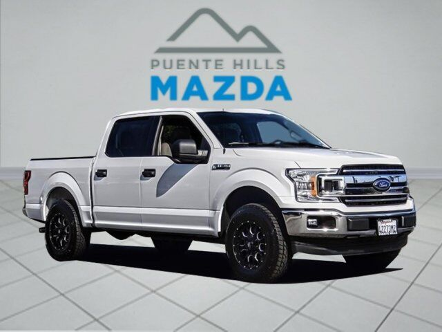 2018 Ford F-150 XLT City of Industry CA