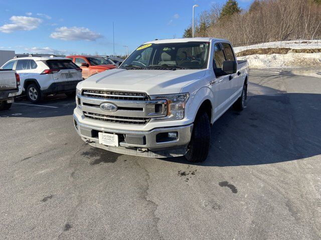 2018 Ford F-150 XLT Claremont NH