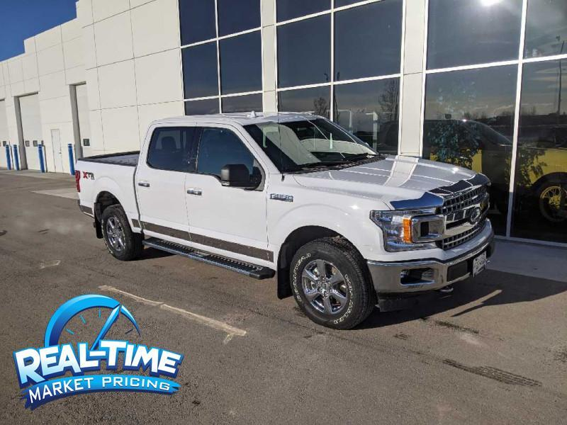 2018_Ford_F-150_XLT_ Claresholm AB