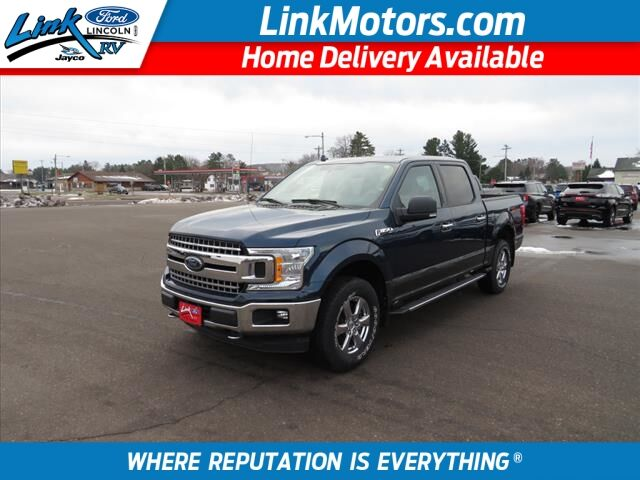 2018 Ford F-150 XLT FX4 Off Road Minong WI