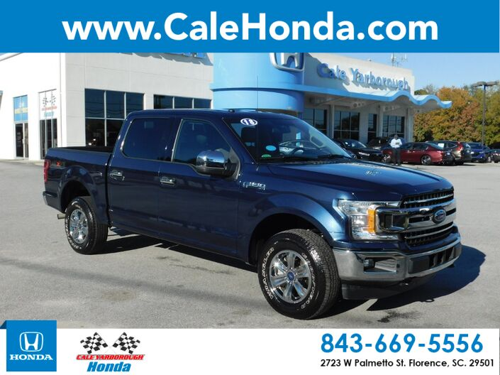2018 Ford F-150 XLT Florence SC
