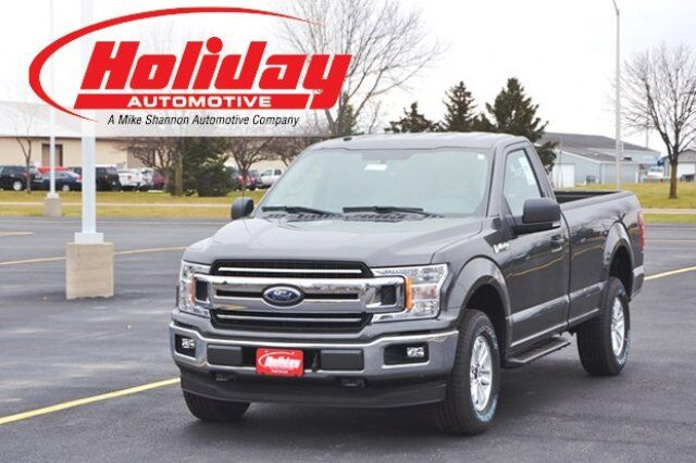 vehicle details 2018 ford f 150 at holiday automotive fond du lac holiday automotive. Black Bedroom Furniture Sets. Home Design Ideas