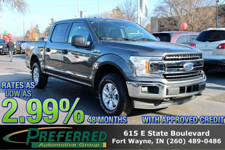 2018 Ford F-150 XLT Fort Wayne Auburn and Kendallville IN