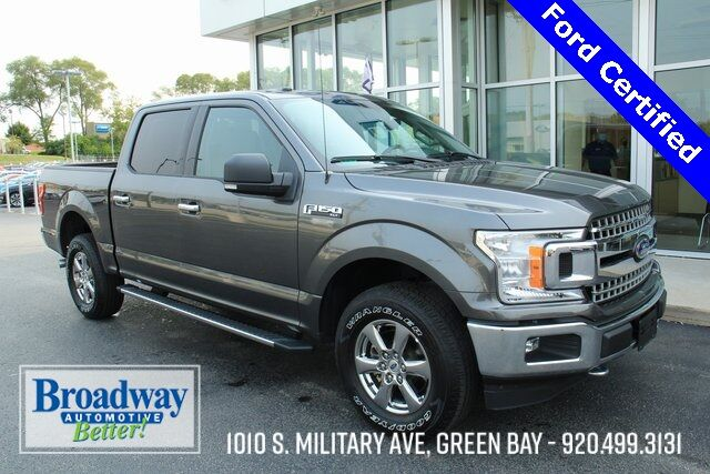 2018 Ford F-150 XLT Green Bay WI
