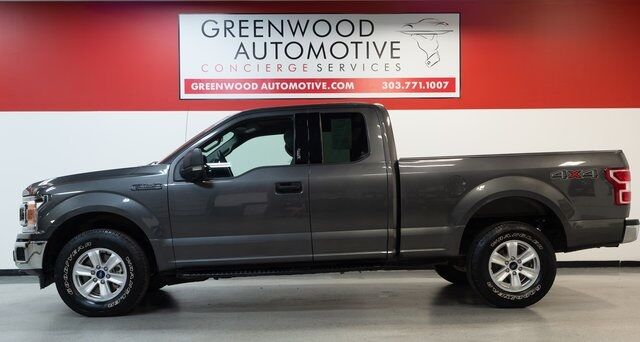 2018 Ford F-150 XLT Greenwood Village CO