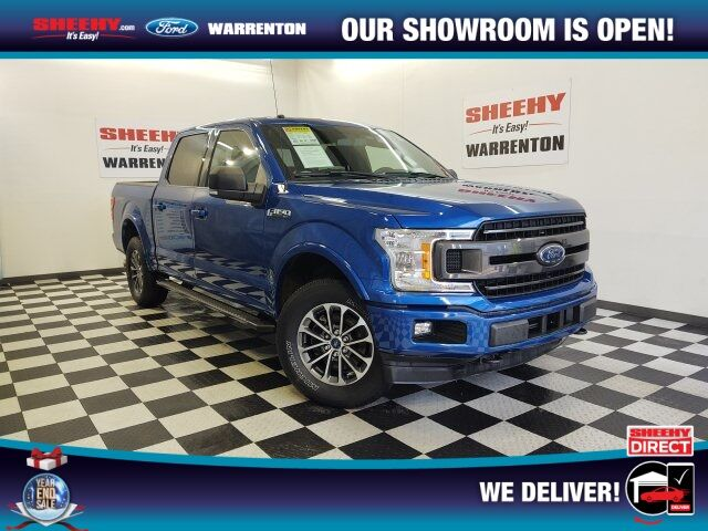 2018 Ford F-150 XLT Warrenton VA