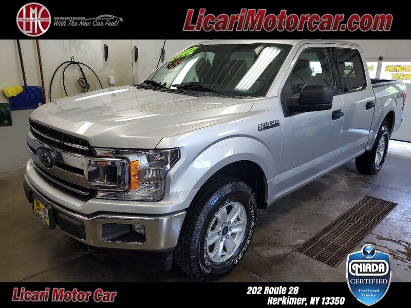 2018 Ford F-150 XLT Herkimer NY