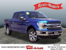 2018_Ford_F-150_XLT_ Hickory NC
