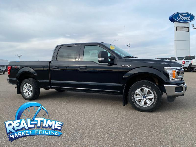 2018 Ford F-150 XLT High River AB