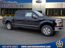 2018_Ford_F-150_XLT_ Chattanooga TN