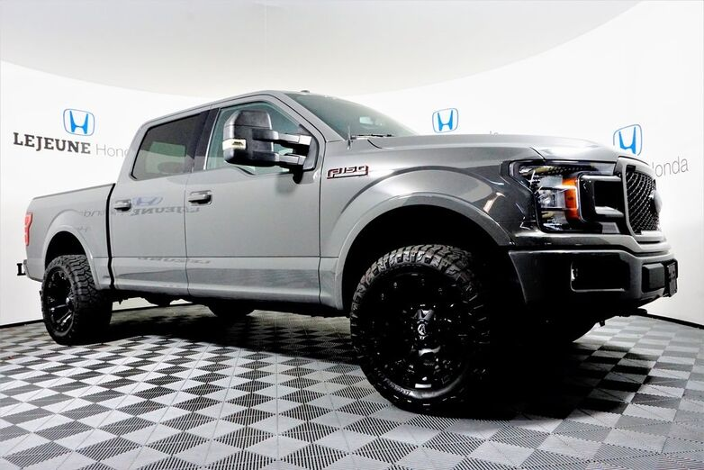 2018 Ford F-150 XLT Jacksonville NC