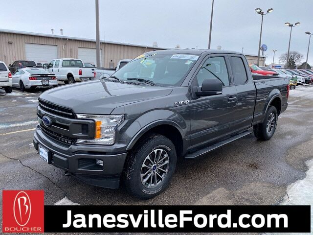 2018 Ford F-150 XLT Janesville WI