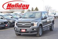 Ford F-150 XLT Leather 2018