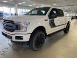 2018 Ford F-150 XLT *Leather* *Steps* *Black Wheels* Calgary AB