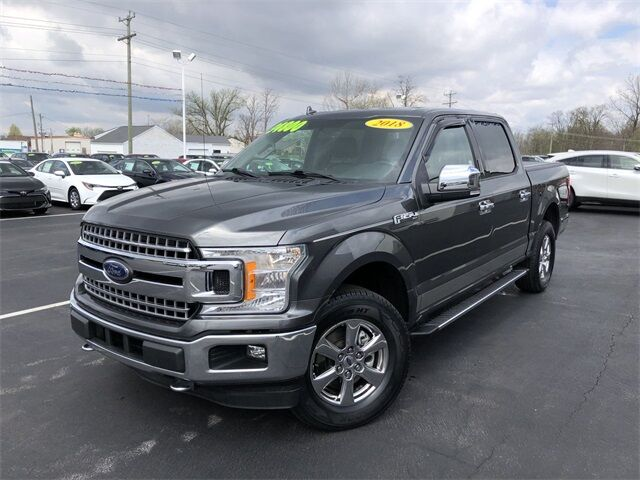 2018 Ford F-150 XLT Lima OH