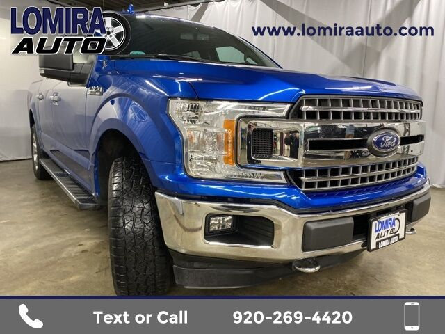 2018 Ford F-150 XLT Lomira WI