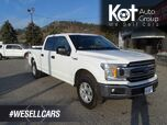 2018 Ford F-150 XLT, Low KM's! No Accidents! Back-up Camera