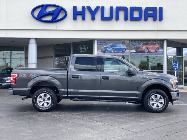2018 Ford F-150 XLT Marion OH